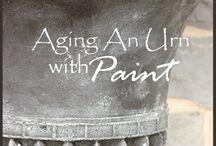 Pot aging