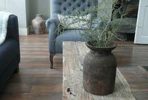 oud hout meubilair