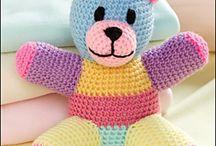 Crochet de animalitos y otras figuras