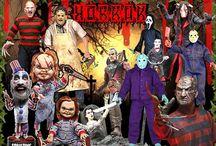 Horror Based Figures