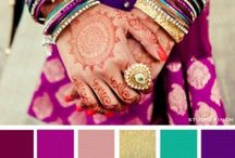 Color Me in every Season / Color Palette inspirations for every season, we got you colorfied!