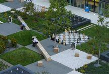 Creative green space