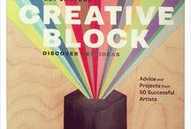 Artsy Books to Inspire