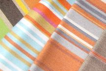 Fabrics  / Fabrics we love to work with.