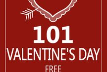 101 valentine day printables
