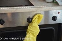 Oven Cleaning Services Islington
