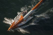 Volvo Ocean Race / North America's only port in the Volvo Ocean Race will be Newport, RI, where the racers will take to the town in May 2015.