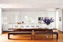 Kitchen for unit
