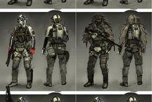 futura soldier concepts