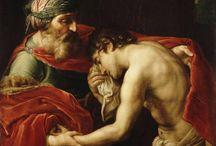 Jesus Parables -  Art