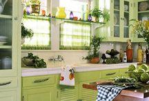 kitchen ideas / by Lindsay Streem