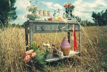shooting photo inspiration mariage par La Belle Idée / Mise en scène et photographie : La Belle Idée /  Cupcakes : Le Goûter Des Fées