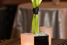 vase with decoration