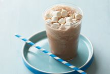 Drinky drinks! / Marshmallows all grown up. Boozy drinks for the big ones. / by JET-PUFFED Marshmallows