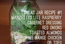 Salad Jar's