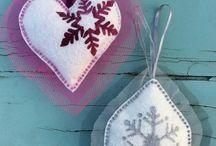 Our Winter - Christmas Stencils / Téli-karácsonyi mintáink