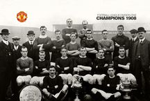MANCHESTER UNITED first division/premier league champions