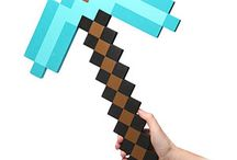 Minecraft / Products and ideas and whatever related to that wonderful game of blocks! :D