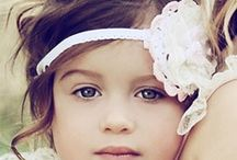 Bandeau / Gorgeous headbands and hair accessories for young girls and babies