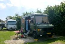 Mercedes 609d camper
