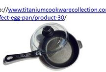 Perfect Egg Pan / Titanium Cookware Collection offers the original, Perfect Egg Pan. Oil-Free Cooking. Easy clean-up. Naturally Nonstick.