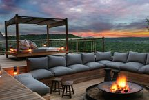 African Lodges // Hotels / Lodge
