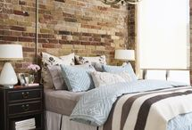 Bedroom and Closet Decor Ideas / Decor inspiration for your bedroom... / by Emma