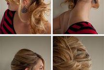 Hair Ideas for Ash's wedding