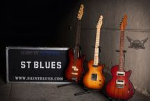 Juke Joint guitars / Here are some shots of our Juke Joint series guitars