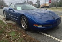 2002 Chevrolet Corvette Base Coupe For Sale in Durham NC