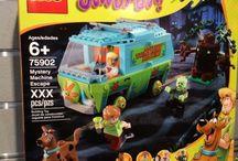 Scooby Doo legos