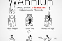 Chair work-outs