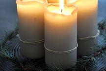 Kynttilät, lyhdyt