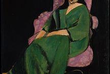 Art - Henri Matisse. French. 1869-1954.  / by Nina Rivas