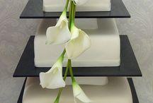 Tårtor / Bröllop