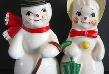 Salt  and Pepper Shakers / by Ginny Foley