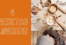 Recetas cetogenicas / Recetas para una alimentación baja en hidratos de carbono con la intención de adelgazar y llevar un estilo de vida saludable.