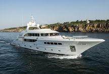 Superyachts for Charter / by Bluewater