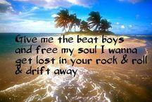 Lyrics - Feel the feels of music