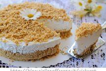 cheesecake  kinder paradiso