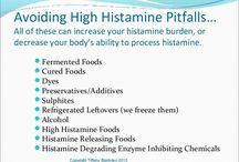 histamin intoleranse