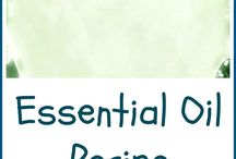 Essential Oils & Aromatherapy / Essential Oils and Aromatherapy