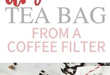 Project - Homemade Tea Bags