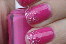 Uñas / Formas de nail art