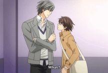 Junjou Romantica <3 SekaiIchi Hatsukoi
