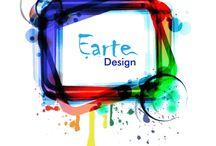 Earte Design / Somos um escritório de design gráfico, ilustração e animação que visa desenvolver trabalhos nas áreas editoriais, corporativas e culturais.