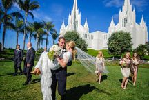 Temple Weddings / Inspiration for brides who are planning LDS temple weddings.