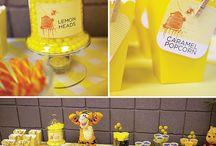Pooh & Friends / by Britannia Lyn