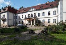 Kuchary (pow. dzierżoniowski) - Pałac