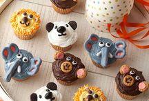 Birthday cupcakes / by Angi Green